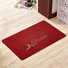 Schlafzimmer küche door mat,badezimmer toilette reinigung mat-K 60x90cm(24x35inch)