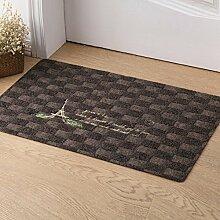 Schlafzimmer küche door mat,badezimmer toilette reinigung mat-K 45x70cm(18x28inch)