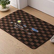 Schlafzimmer küche door mat,badezimmer toilette reinigung mat-G 40x60cm(16x24inch)