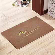 Schlafzimmer küche door mat,badezimmer toilette reinigung mat-R 60x90cm(24x35inch)