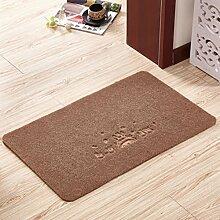 Schlafzimmer küche door mat,badezimmer toilette reinigung mat-F 40x60cm(16x24inch)