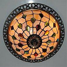 Schlafzimmer Lampe Deckenleuchte 12 zoll Tiffany