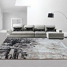 Schlafzimmer Matten Büro den Wohnzimmer Couchtisch Teppich Teppich modernen minimalistischen Teppich Bad Matten ( Farbe : L , größe : 80*120 )