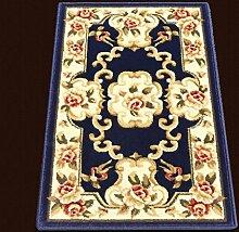 Schlafzimmer Matten Europäische Tür Teppich Türmatten Wohnzimmer Badezimmer Bodenmatten Europäischer Teppich Wohnzimmer Eingang Matratze Einfache Moderne Zimmer Teppich Bad Matten ( Farbe : #3 , größe : 50*80cm )