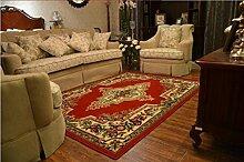 Schlafzimmer Matten Home Teppich Matratze Einfache Moderne Matten Europäische Wohnzimmer Couchtisch Teppich Sofa Bett Zimmer Schlafzimmer Teppich Full Floor Bett Decke Bad Matten ( Farbe : #2 , größe : 100*150cm )