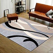 Schlafzimmer Matten Modern Sofa Teppich Wohnzimmer Teppich Europäischer Stil Sofa Kaffee Mats Bedside Rechteck Schlafzimmer Teppich Wohnzimmer Teppich Bad Matten ( größe : 80*115cm )