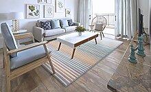 Schlafzimmer Matten Moderner einfacher Teppich Wohnzimmer Kaffeematten europäischer Stil Foyer Teppich Mode Matratze Couchtisch Wohnzimmer mit modernen minimalistischen Teppichen europäischen Teppich Bad Matten ( Farbe : #5 )