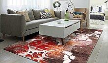 Schlafzimmer Matten Modernes Sofa Teppich Einfaches Wohnzimmer Teppich Schlafzimmer Nachttisch Teppich Modern Einfach Teppich Kontinentales Wohnzimmer Teppich Dickes Schlafzimmer Wohnzimmer Teppich Bad Matten ( Farbe : #3 , größe : 0.8*1.5m )
