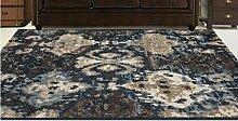 Schlafzimmer Matten Wohnzimmer Sofa Teppich Modern Einfaches Schlafzimmer Nachttischdecke Europäische Matten Foyer Matten Bad Matten ( Farbe : #5 , größe : 80*150CM )
