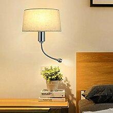 Schlafzimmer Nachttischlampe Innen- Wandlampe LED