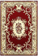 Schlafzimmer Teppich Wohnzimmer Couchtisch Teppiche Geschnitzte Teppiche European Style 120 × 170cm