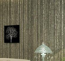 Schlafzimmer Wohnzimmer einfach Vliestapete, Retro Tapete Verlegung eine solide Farbe Hintergrund Wand Papier, Grau
