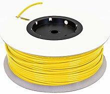 Schlauch 10 Meter 1/4 Zoll Gelb/für Umkehrosmose