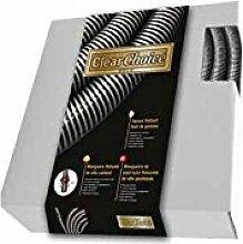 Schlauch Bremsscheibe, schwarz und gold 9ml clearchoice