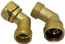 Schlauchanschlussadapter Bewässerung Copper