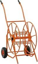 Schlauchwagen für 100 m Schlauch mit 1 Zoll