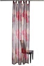 SCHLAUFENSCHAL transparent 145/255 cm