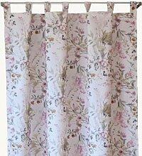 Schlaufenschal Vorhang