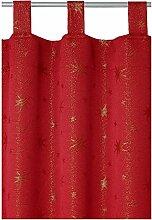 Schlaufenschal - Vorhang-Gardine Maßanfertigung