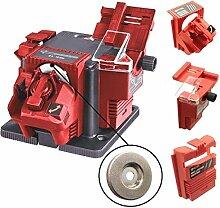 Schleifmaschine Multifunktionsgerät mit Diamant Schleifscheiben für Messer und Werkzeuge/Messerschärfer