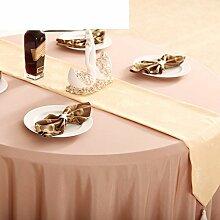 Schlicht Und Modern Und Frisch Tischläufer Mode
