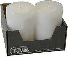 Schlichte & Moderne Kerze / Gegossene Trendkerze