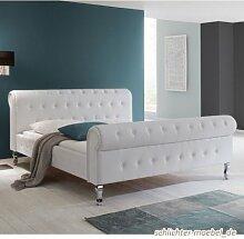 Schlichter Möbel Polsterbett Barock Plus
