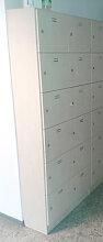 Schließfachschrank Pendo Vari Edo 12 Türen 80 x