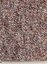 Schlingen Teppich in der Farbe lachs erhältlich  