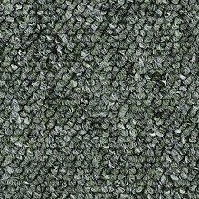 Schlingen-Teppichboden in der Farbe Olivgrün