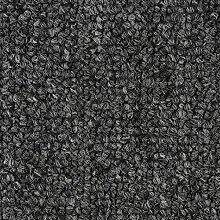 Schlingen-Teppichboden in der Farbe Schiefergrau |