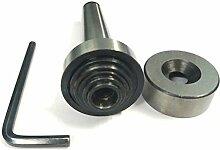 Schlitzsägen-Halter, Achse, MT2-Schaft (3/8 Zoll