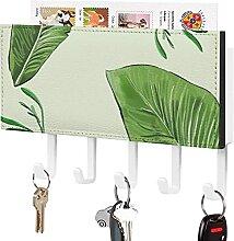 Schlüssel Halter Wand Schlüssel Haken, Grün,