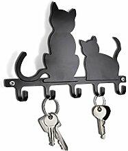 Schlüsselboard Katzen