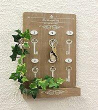 Schlüsselboard mit Ablage 18238 Schlüsselkasten