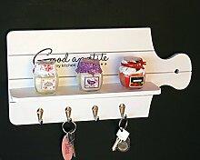Schlüsselboard mit Ablage 21254 Schlüsselkasten