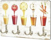 Schlüsselbrett Fruchtsäfte 17 Stories