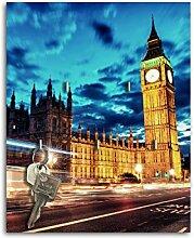 Schlüsselbrett mit Design London Big Ben