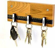 Schlüsselbrett Play 201 Holz | Für die ganze
