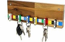 Schlüsselbrett Play 202 Holz | Für die ganze