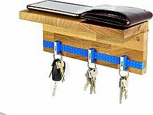 Schlüsselbrett Play 203 Holz | Schlüsselboard