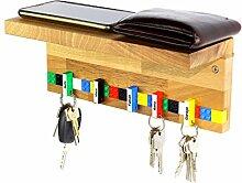 Schlüsselbrett Play 203 Holz   Schlüsselboard