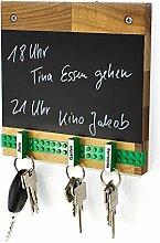 Schlüsselbrett Play 204 Holz | Für die ganze
