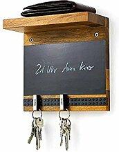 Schlüsselbrett Play 205 Holz | Schlüsselboard