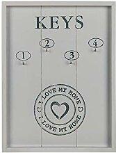 Schlüsselbrett Schlüsselkasten Schlüsselboard