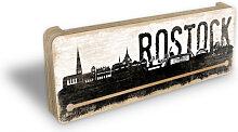 Schlüsselbretter - Schlüsselboard Rostocker