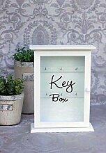 Schlüßelkasten 'Key Box' Shabby Landhaus