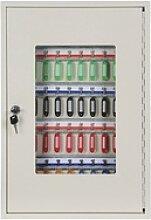Schlüsselkasten aus metall 55x38x8 cm, 50 stk.