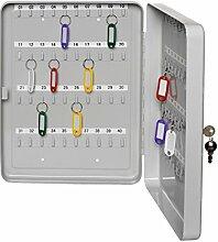 Schlüsselkasten aus Stahlblech DR-Büro 1910 -
