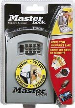 Schlüsselsafe Aluminium extra breit - Master Lock